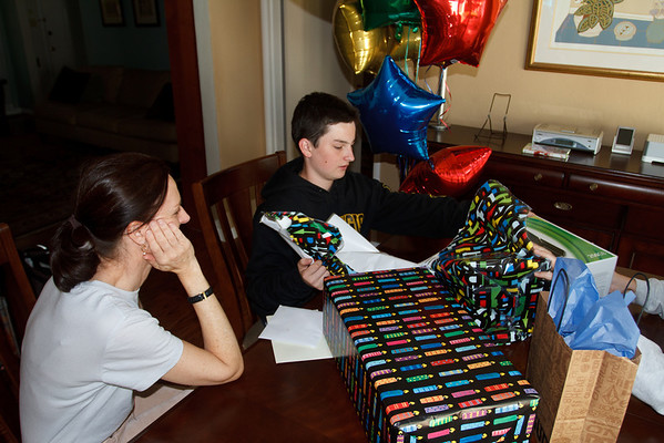 Matthew's 14th Birthday