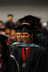 The 108th annual Commencement of Gardner-Webb University held in the Lutz-Yelton Convocation Center on May 17, 2010 at 3 p.m..