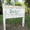 Baker: The Baker Cemetery in Lost Creek Twp. has a new weather proof sign.