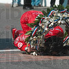 A winner's tradition: 2010 Indianapolis 500 Mile Race winner Dario Franchitti kisses the yard of bricks after the race Sunday in Indianapolis.