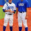 Kyle Burnan and Brandon Dorsett, ISu and Rex players.