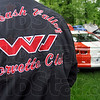 Car show: The Wabash Valley Corvette Club sponsored a fundraising car show for Happiness Bag Saturday afternoon at Collett Park.
