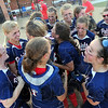 Yeah!: Patriots celebrate after their sectional championship win Wednesday evening in Plainfield.