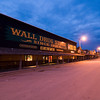 The probably most popular drug store in the World...Wall Drug in Mitchell, South Dakota