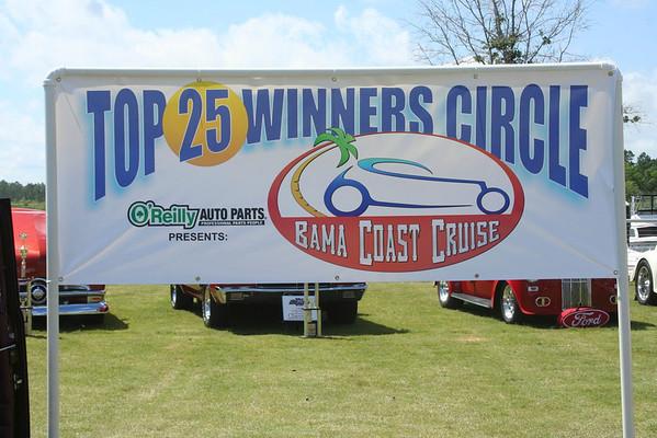 Bama Beach Cruse Car Show