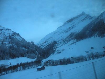 27 December (Genova to home)