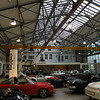 this is the showroom - they just about have every car you can imagine.
