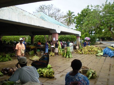 Luganville Market  - William Howarth