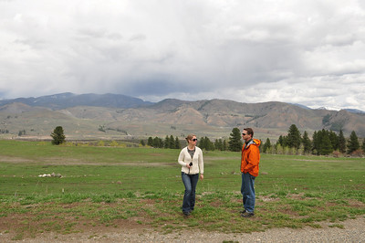 Methow Valley in Spring