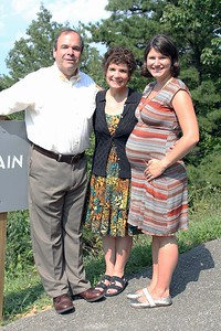 Gary, Hope, and Abby (photo by Jordan)