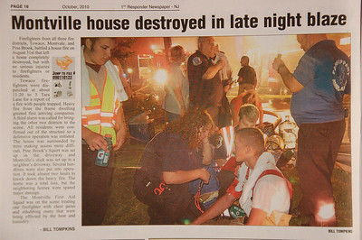 1st Responder Newspaper - October 2010