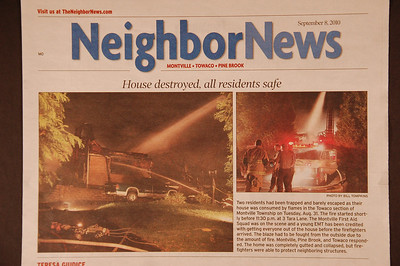 Neighbor News - 9-8-10