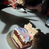 Cake shadow