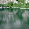 Ripples on Lake Sabrina