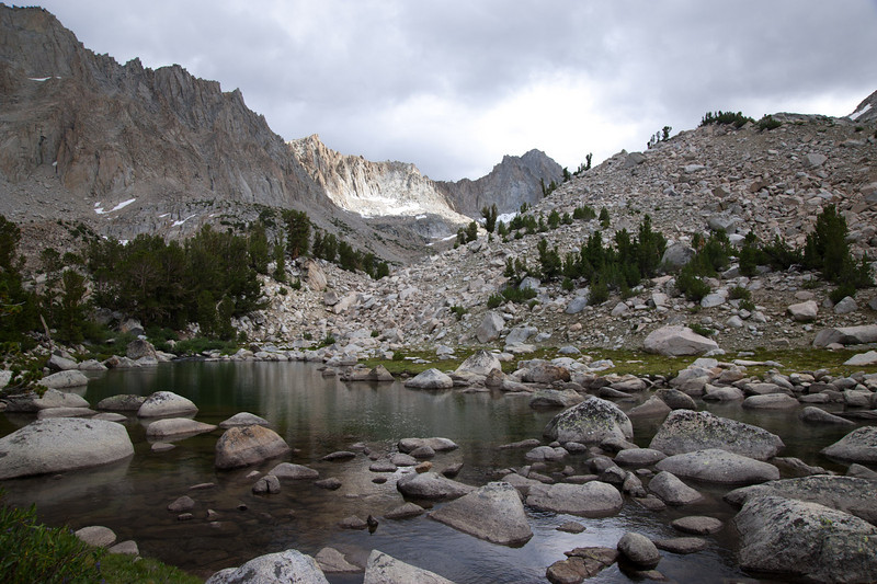 Lower Baboon Lake