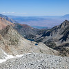 View out to the Owens Valley