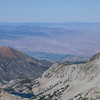 Lower Baboon Lake and the Owens Valley