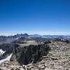 High Sierra and the Thompson plateau