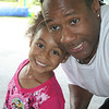Gianna and her Daddy, Lanue