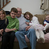 Poppop with his grandkids