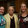Sarah and I with Poppop