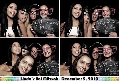 NYC 2010-12-05 Linda's Bat Mitzvah