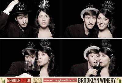 NYC 2010-12-31 New Year at Brooklyn Winery