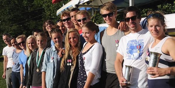 Stavanger Roklub: Sterk innsats