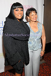 NEW YORK-JUNE 22: Patti Labelle, Patricia Bransford   attend   The National Urban Technology Center's 2010 Gala Dinner on Tuesday, June 22, 2010 at The Mandarin Oriental Hotel, 80 Columbus Circle at 60th Street, New York City, NY (PHOTO CREDIT: ©Manhattan Society.com 2010 by Christopher London)