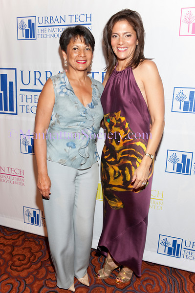 NEW YORK-JUNE 22: Patrcia Bransford,  Kathy Bransford Zukerman attend   The National Urban Technology Center's 2010 Gala Dinner on Tuesday, June 22, 2010 at The Mandarin Oriental Hotel, 80 Columbus Circle at 60th Street, New York City, NY (PHOTO CREDIT: ©Manhattan Society.com 2010 by Christopher London)