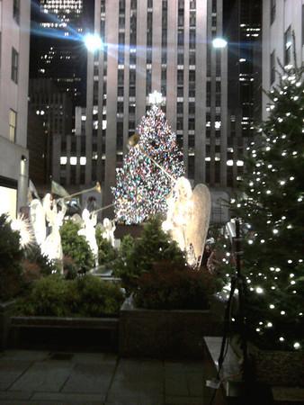 NYC Christmas Trip