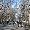 Central Park ist viel leiser als man denken wuerde...