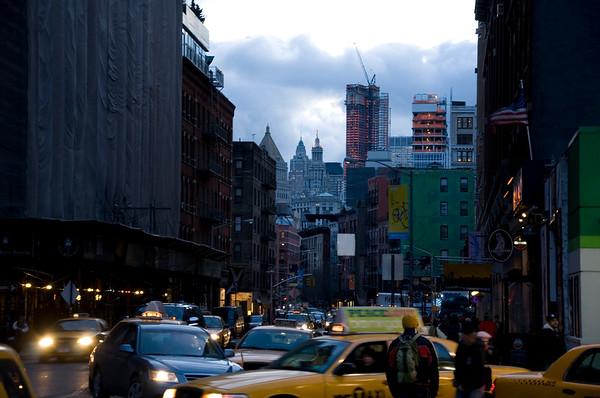 NYC - January