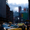 Ein typischer Moment in Manhattan