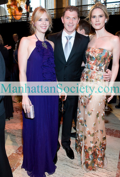 NEW YORK-MARCH 18:Charlotte March, Bobby Flay, Stephanie March attend New York City Opera's Spring Gala and Opera Ball on Thursday, March 18, 2010 at  David H. Koch Theater, Lincoln Center, (63rd Street and Columbus Ave), New York City, NY (PHOTO CREDIT:  ©Manhattan Society.com 2010 by Christopher D.M.London)