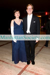 NEW YORK-MARCH 18: George Steel (R), Sarah Steel attend  New York City Opera's Spring Gala and Opera Ball on Thursday, March 18, 2010 at  David H. Koch Theater, Lincoln Center, (63rd Street and Columbus Ave), New York City, NY (PHOTO CREDIT:  ©Manhattan Society.com 2010 by Christopher D.M.London)
