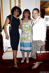 Pauletta Washington, Kimberly Davis and Beverly Daniel Tatum 128
