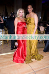 "NEW YORK-FEBRUARY 27: 2010 NYJL Outstanding Volunteer, Amy Phelan and NYJL President Gena Lovett attend New York Junior League's 58th Annual Winter Ball: "" A Winter Palace 2010"" on Saturday, February 27, 2010 at  The Grand Ballroom 