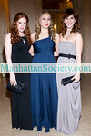 "NEW YORK-FEBRUARY 27:  Allison Zimmerman,  Christina Eberle, Juliet Falchi attend New York Junior League's 58th Annual Winter Ball: "" A Winter Palace 2010"" on Saturday, February 27, 2010 at  The Grand Ballroom 