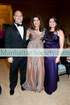 "NEW YORK-FEBRUARY 27:  VIP Guest, Kirsten Meadow and  Julia Boland Bleetstein attend New York Junior League's 58th Annual Winter Ball: "" A Winter Palace 2010"" on Saturday, February 27, 2010 at  The Grand Ballroom 