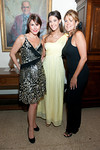 """Andrea Strassburger of Strassburger Steak, Cynthia Jorge, Marketing Director of Benjamin Steakhouse, Molly Gonzalez (Operation First Response) attend New York City Marine Corps Council """"Third Annual 'Mess Night"""" for the benefit of the Marine Corps Law Enforcement Foundation and the Marine Executive Association on Wednesday, June 30, 2010 at New York Athletic Club,180 Central Park South, New York City (Photos by Christopher London ©2010 ManhattanSociety.com)"""