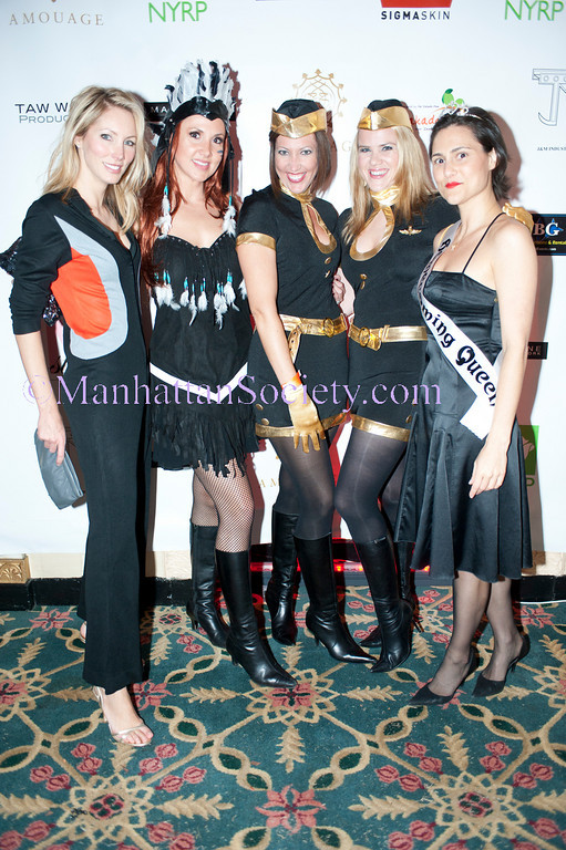 2010 HULAWEEN After Party Hosted by New York Restoration Project's Junior Committee, The BUDS