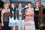 NEW YORK-MAY 5: Emily Conner,Sophie von Haselberg, Jon Recor, Beth Stellato, Juliette Cooke  attend New York Restoration Project and its Junior Committee, the NYRP Buds Spring Party on Wednesday, May 5, 2010 at Rooftop of the Strand Hotel, 33 West 37th Street, New York City, NY.  (PHOTO CREDIT: ©Manhattan Society.com 2010 by Christopher London)