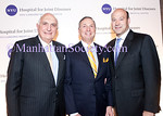 NEW YORK-NOVEMBER 9: Ken Langone, Robert I Grossman, MD, Gary D. Cohn attend NYU Langone Medical Center's Hospital for Joint Disases (HJD) FOUNDER'S GALA on Tuesday, November 9, 2010 at American Museum of Natural History, Central Park West at 79th Street, Manhattan. (PHOTO CREDIT: ©Manhattan Society.com 2010 by Christopher London)