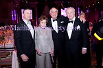NEW YORK-APRIL 26: Dr. Robert I. Grossman, Dean and CEO of NYU Langone Medical Center, Helen Kimmel, Ken Langone, Martin Lipton attend  NYU Langone Medical Center 2010 Violet Ball honoring Helen L. Kimmel on Monday, April 26, 2010 at Cipriani Wall Street, 55 Wall Street, New York City, NY (PHOTO CREDIT: ©Manhattan Society.com 2010 by Karen Zieff)