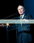 Mayor Mike Bloomberg addresses guests at The New York Women's Foundation STEPPING OUT & STEPPING UP Gala honoring Agnes Gund and Grace Hightower De Niro & Robert De Niro on Wednesday, December 1, 2010 at Gotham Hall, 1356 Broadway, New York City, NY 10018   (PHOTO CREDIT: ©Manhattan Society.com 2010 by Christopher London)