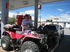 003-Karen filling up