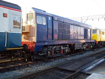 20905? outside LNWR Crewe.