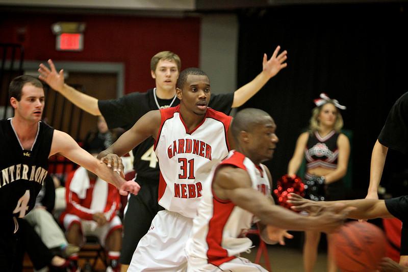 Men's Basketball vs. VA Intermont