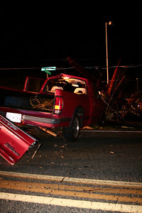 Tuesday Nov, 24 - A truck lost control, and careened into a power pole which took out most of the power on GWU's campus and the greater Boiling Springs.
